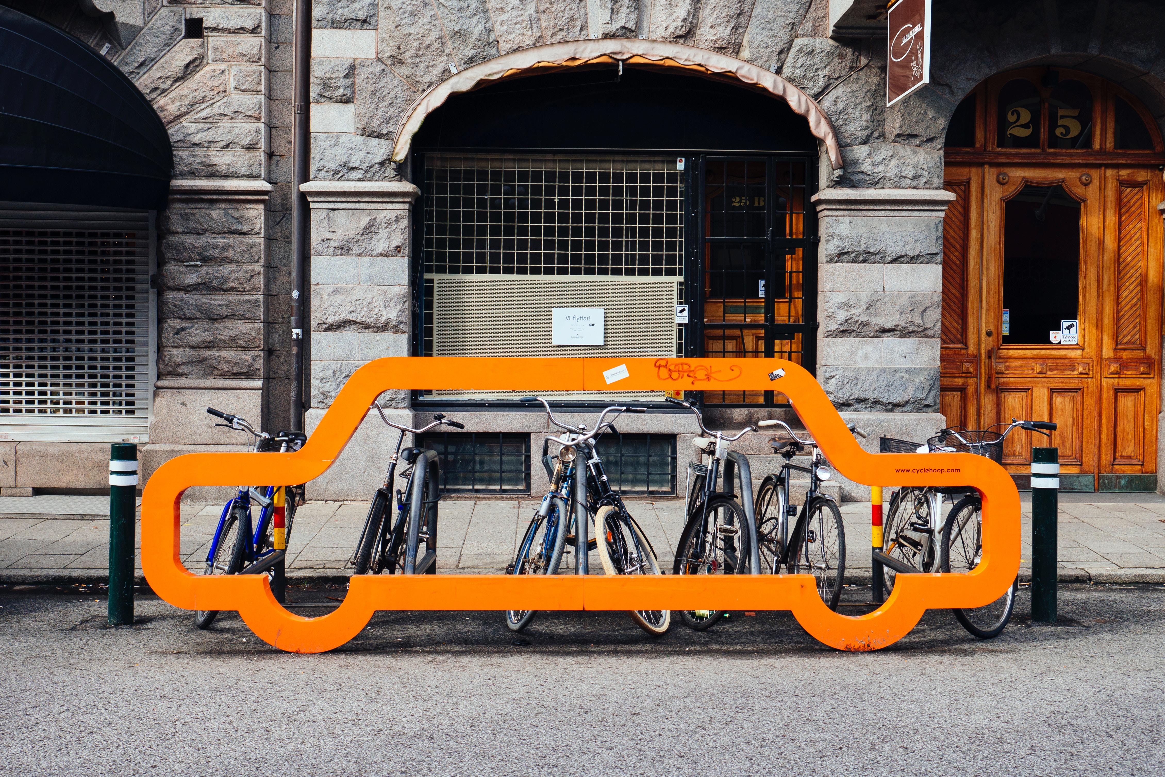 Une voiture = 7 vélos